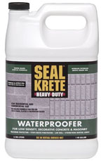 Heavy Duty Waterproofer