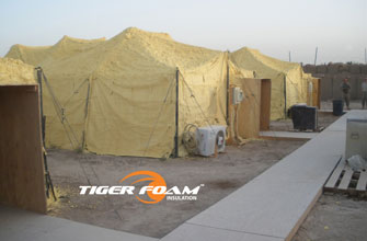 Tiger Foam Army