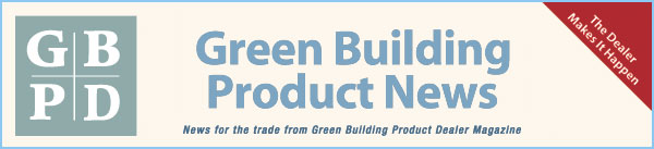 Green Building Product Dealer