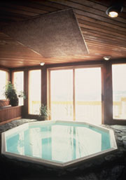 Enerjoy in Jacuzzi Room