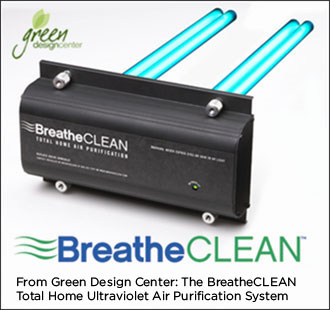 BreatheCLEAN Air Purifier